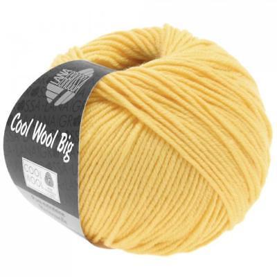 Cool Wool Big 50 g  Farbe  630 Nachtblau Lana Grossa