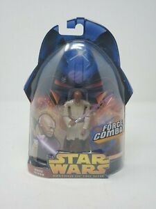 Star-Wars-Revenge-of-the-Sith-Mace-Windu-3-75-034-ACTION-FIGURE-neuf-sur-carte