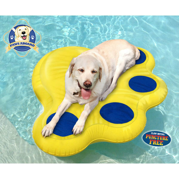 Lazy Paw Shaped Shaped Shaped Doggy Raft 5e5caf
