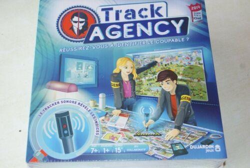 Dujardin Jeux Track Agency neuf sous blister