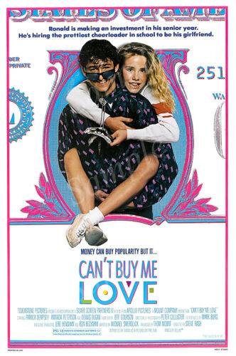 PRM470 Posters USA Can/'t Buy Me Love Movie Poster Glossy Finish