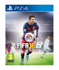 FIFA 16 PS4 PlayStation 4 GAME USED IN SUPERB CONDITION
