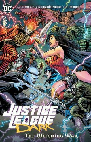 Justice League Dark Vol. 3 The Witching War By James Tynion 2020, Trade... - $15.54