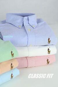 f15a95439 NWT POLO RALPH LAUREN Women s Long Sleeve Oxford Button Down Shirt ...
