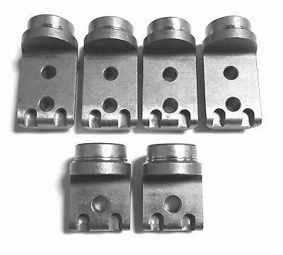 """1-3//4/"""" 1.75/"""" Tube Connectors Adapter Bungs Roll Cage Subframes Bumpers RZR 800"""