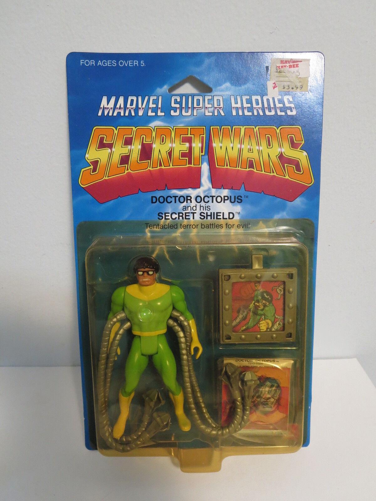 1984 Secret Wars Doctor Octopus  MOC  (SW5)
