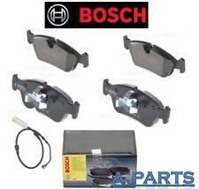 Bosch Bremsbelagsatz Essieu arrière Bmw 1er e87 e81 e82//3er e90 e91 e92 x1 e84
