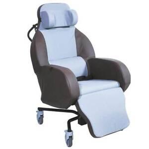 Drive Integra Shell Seat Rise Tilt Chair Recline 4 Wheels Armchair Mobility Aid