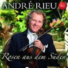 """ANDRE RIEU """"ROSEN AUS DEM SÜDEN"""" CD NEU"""