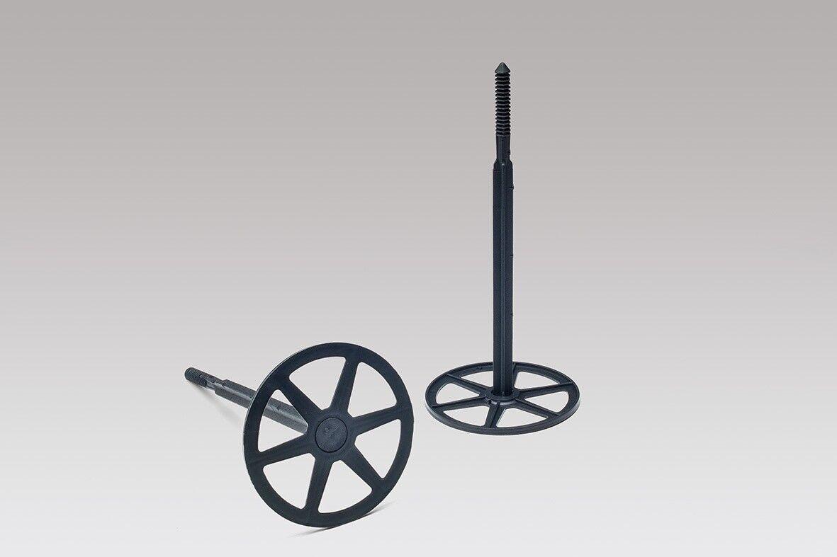 250x Isover Kontur DH Dämmstoffhalter Dämmstoffdübel 8x200 8x200mm 2-teilig 90mm
