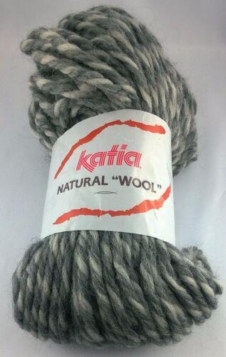 natural wool Garn Winter Katia 100g=4,80€ stricken 100/% Schurwolle