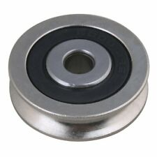 Steel Cylindrical 12*35*16mm U Groove Sealed Roller Ball Track Guide Bearing
