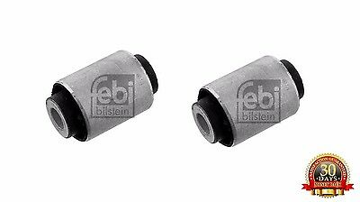 NEW BMW E36 E46 M3 Z4 Rear Lower Inner Bushing for Control Arm SET OF 2