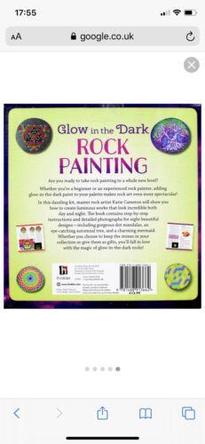 Glow in the Dark Great Fun Full Set Inc Rocks Rock Art Kit  Rock Painting Kit