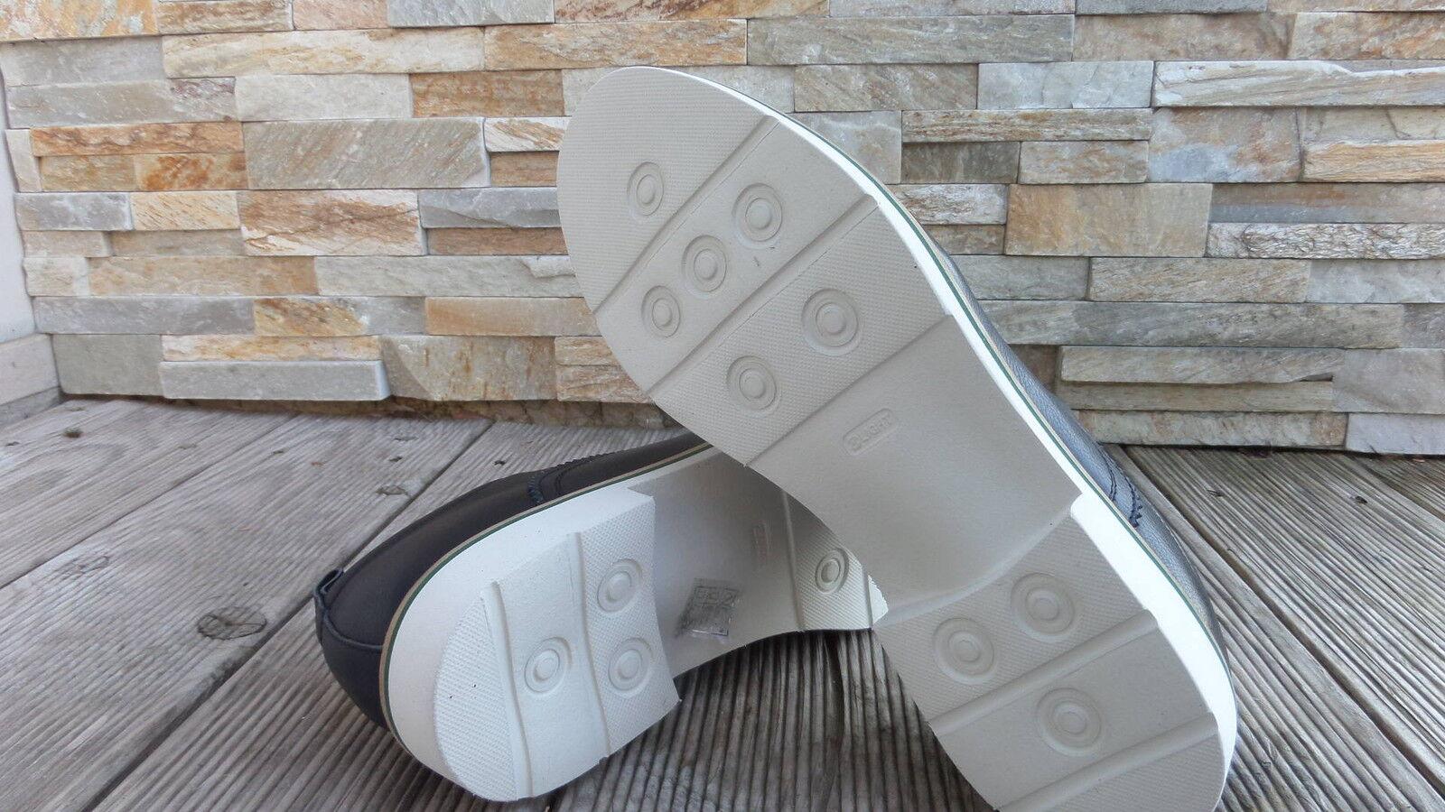 GALLIANO Gr 43 Halbschuhe Slipper UVP Schuhe schuhe Nieten schwarz UVP Slipper 395 745e85