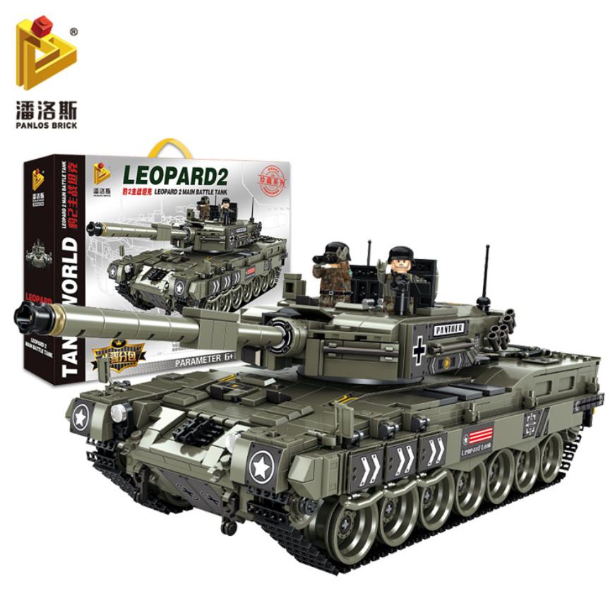 Baukästen Krieg Militär T90 Spielzeug Tank Geschenk Model Junge Figur