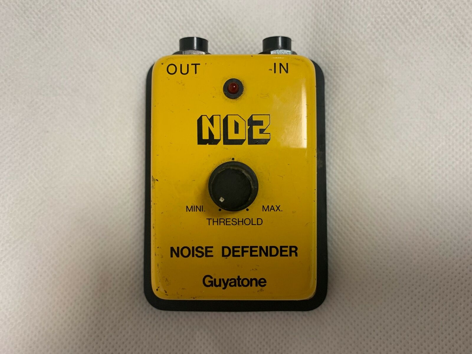 Used  Guyatone ND2 Noise Defender Guitar Effects Pedal Made in Japan