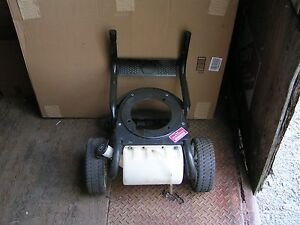 TROYBILT 3000PSI PRESSURE WASHER LOWER FRAME ASSY - USED - LOCAL PICKUP ONLY!