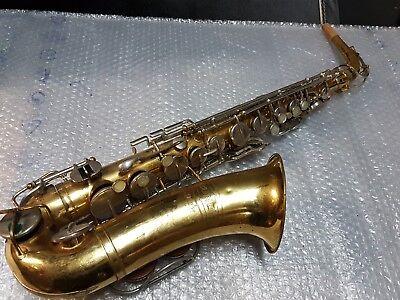 1978 Selmer Bundy Alt / Alto Sax / Saxophone - Made In Usa Schmerzen Haben