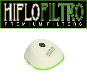 SIX DAYS  HIFLO AIR FILTER FITS 2008 TO 2011 HFF5016   X 2 FILTERS KTM 250 EXC