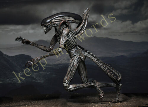 """NECA Alien Covenant Xenomorph 7/"""" Scale Action Figure Collection NEW IN BOX Doll"""