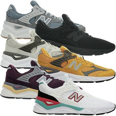New Balance MSX90 men's low-top sneakers nubuck suede mesh casual shoes NEW   eBay