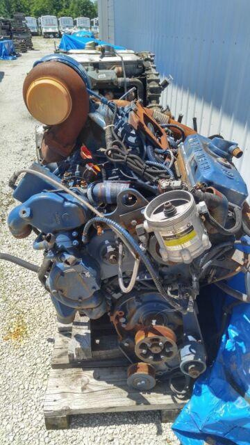 Detroit Diesel 6V92TA CORE // RH ENGINE // DDEC II