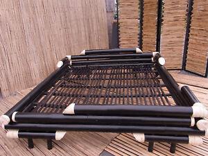 Bambusbett Bambus Wasserbett Designerbett Bett 200 X 200 Cm Bali