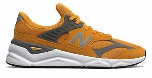 new balance hombre gris y amarillo