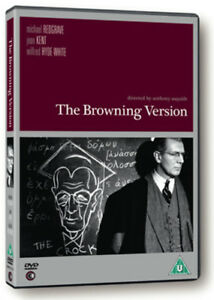The-Browning-Version-DVD-2007-Michael-Redgrave-NEW