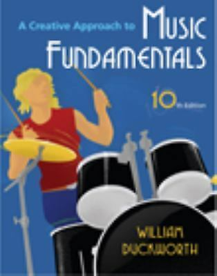 A Creative Approach to Music Fundamentals [with Music Fundamental in Action Pass