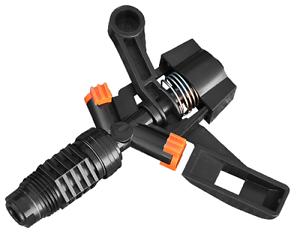 """22m Pulse-Lawn Sprinkler Sprenger kreisregnerimpulsregner Irrigation 1//2/"""""""