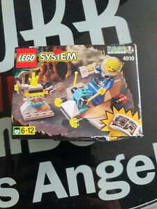 Lego-system-ROCK-raiders-scooter-space-espace-neuf-en-boite-4910-1999