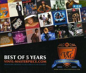 Various-Artists-Best-of-5-Years-Vinyl-Masterpiece-Com-Various-New-CD
