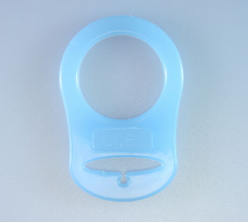 Ring MAM Style Silicone Dummy Adapters Clip