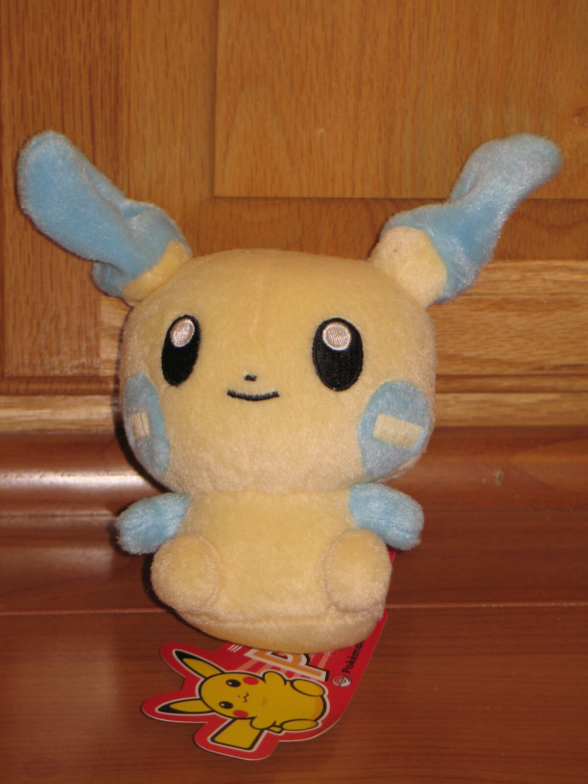 MINUN PokeDoll Pokemon Center Japan Plush Poke Doll Plush Plushie US Seller NEW