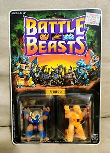 Battle-Beasts-Series-2-MOC-Knight-Owl-and-Hunchback-Camel