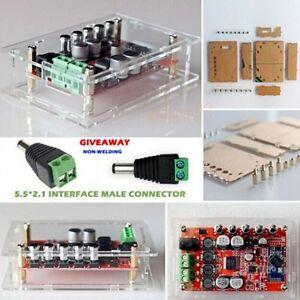Nouveau-TDA7492P-25W-25W-Wireless-Bluetooth-4-0-Audio-Recepteur-Numerique-Amplificateur