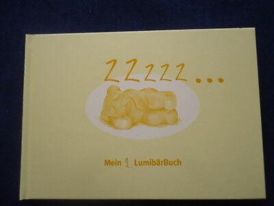 """01 Baby-buch """"mein 1. Lumibär-buch"""" 31 Illustrierte Seiten Von Elmar Flötotto"""
