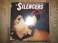 """LP - THE SILENCERS - ROMANIC """"TOPZUSTAND!"""""""