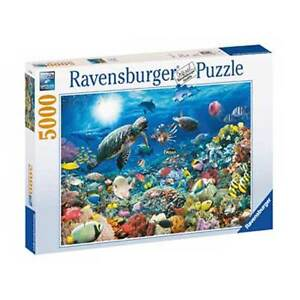 Ravensburger-Beneath-the-Sea-Puzzle-5000-pieces-NEW-jigsaw
