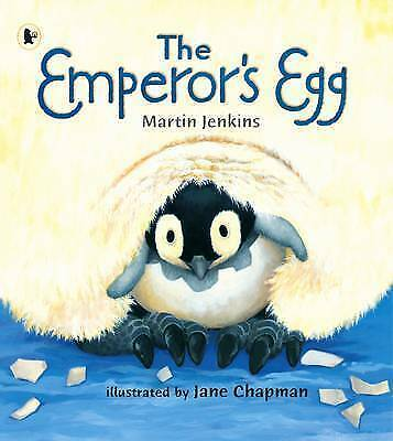"""""""AS NEW"""" Jenkins, Martin, The Emperor's Egg (Nature Storybooks) Book"""