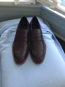 17dfc0767f3 Coach Men s Cordovan Dress Shoes Size 10.5 Loafers Slip On
