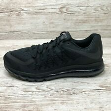 Nike Air Max 97 Triple Black Reflective Running Shoes