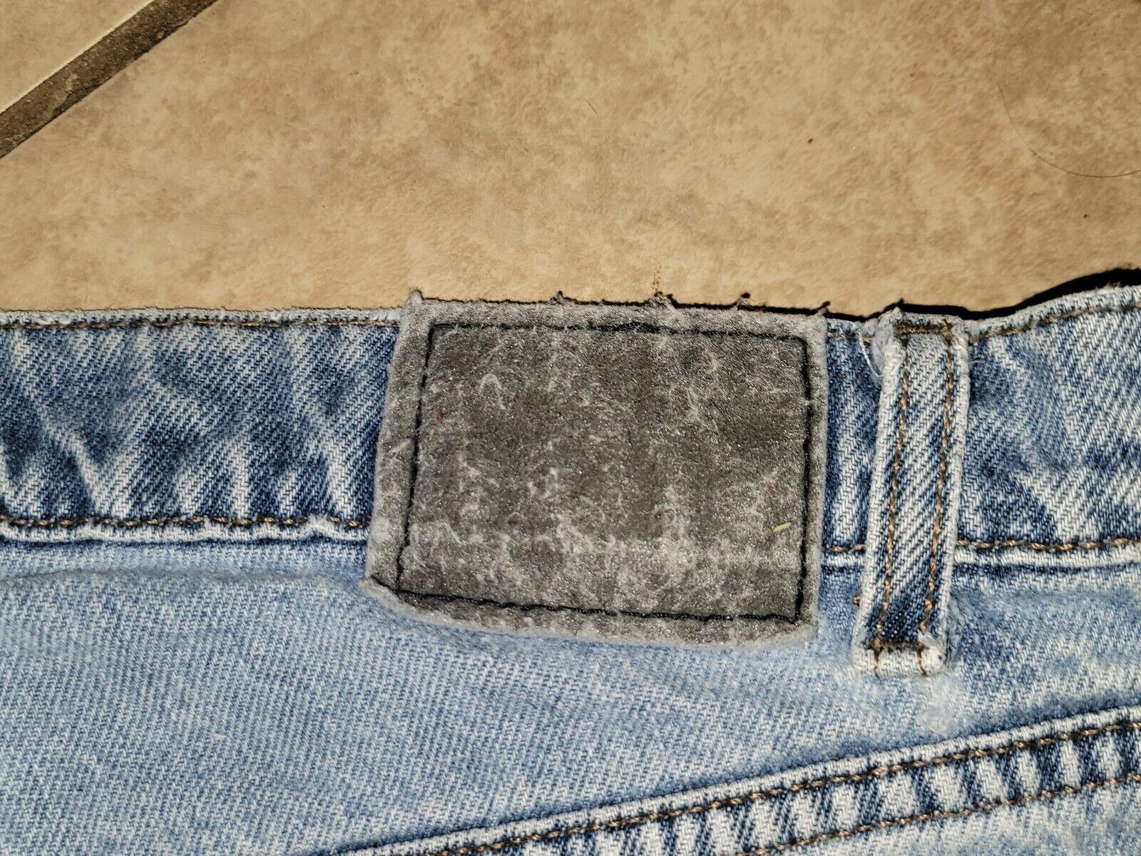 Mens Vintage 90s Silver Tab Levis Loose stock 36×… - image 3
