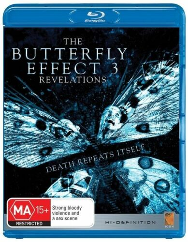 1 of 1 - The Butterfly Effect 3 REVELATIONS : NEW Blu-Ray