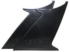 (2 pcs) Perrin Stiffi Wing Spoiler Support Stabilizer 15-16 Subaru STi Sedan