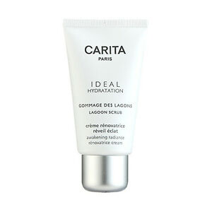 Carita Ideal Hydration Lagoon Scrub  50ml/1.69oz (3 Pack) Rosebud Salve Tin  - Rosebud Salve French