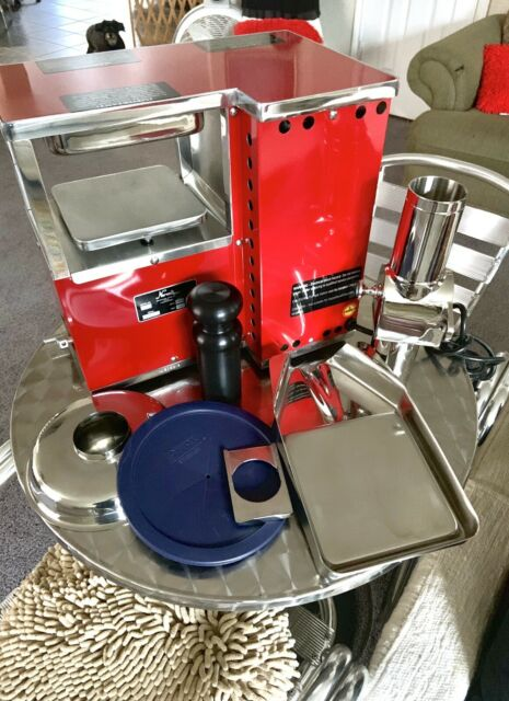 Norwalk Hydraulic Cold Press Juicer 280 Instruction Manual Red Gorgeous