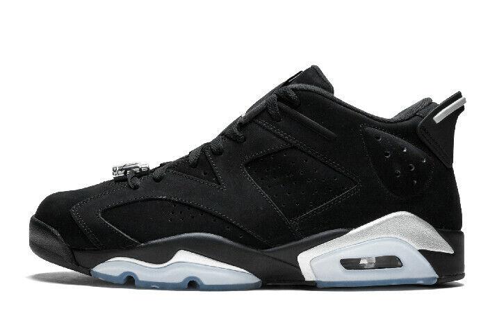 Nike Men's Air Jordan 6 Retro Low